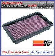 K&N Panel Air Filter For Subaru Impreza P1 STi WRX RB5 Type R RA 1993-2007